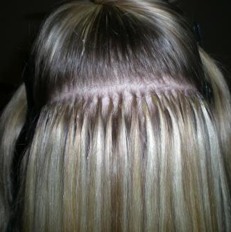 Cece weave interlocking method this type of hair extension allows the natural hair to breathe more easily and does not use glue bonding agents or tight pmusecretfo Images